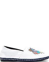 White espadrilles original 558144
