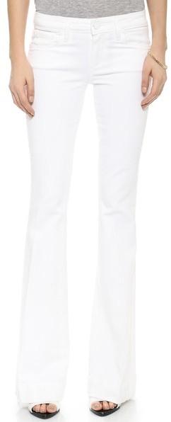 6289d4553cbde ... Paige Denim Fiona Flare Jeans ...
