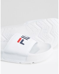 d1a7c2b5145f ... Fila Drifter Logo Sliders ...