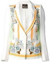 Roberto Cavalli Tailored Blazer