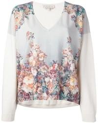 Multi coloured cardigan medium 7132
