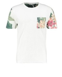 Onspalmer flopo print t shirt white medium 4205186