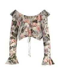 Luciana blouse ivory medium 3938854