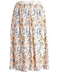 Pleated skirt white medium 3904953