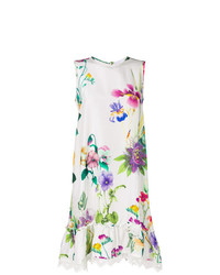 P.A.R.O.S.H. Shalky Floral Dress