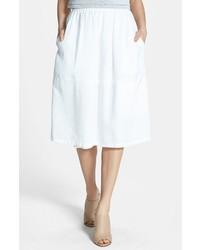 Eileen Fisher Organic Linen Skirt