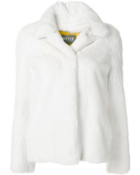 Meteo By Yves Salomon Fitted Jacket