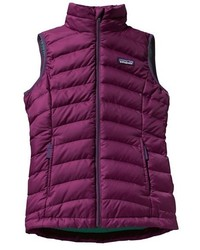Patagonia Girls Windproof Water Resistant Down Sweater Vest