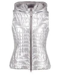 Waistcoat ice silver shiny medium 3996487