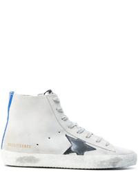 Golden Goose Deluxe Brand Francy High Top Sneakers