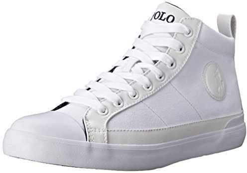 ... High Top Sneakers Polo Ralph Lauren Clarke Fashion Sneaker