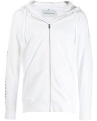 Calvin Klein Jeans Logo Zipped Hoodie