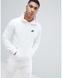 Nike Pullover Hoodie With In White 804346 100