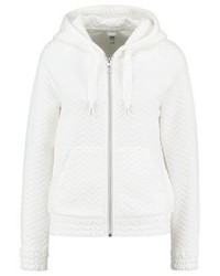 Tracksuit top snow white medium 3945831