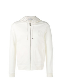 Versace Collection Zipped Hoodie