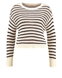 Ralph Lauren Jumper Cream Black