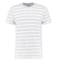 Djalma print t shirt white medium 4204818