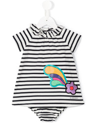 Burberry Kids Striped Dress Set