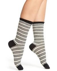Treasurebond Roll Top Crew Socks