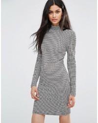 Blend She Emma Stripe Sweater Dress