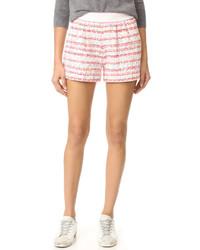 Moschino Boutique Striped Shorts