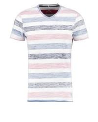 Slim fit print t shirt white medium 4170242