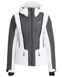 Icepeak Nicoline Ski Jacket Optic White