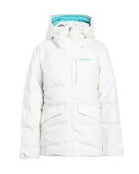 Patagonia Pipe Snowboard Jacket Birch White