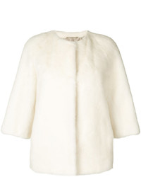 Yves Salomon Short Fur Jacket