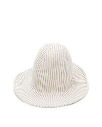 AMI Alexandre Mattiussi Rib Knitted Bucket Hat