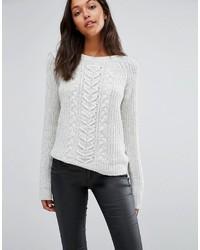 Vero Moda Cable Knit Sweater