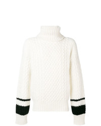 Haider Ackermann Cable Knit Jumper