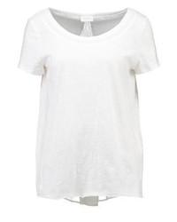 Viferma print t shirt cloud dancer medium 3894589