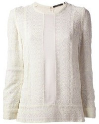 Isabel Marant Tess Lace Top