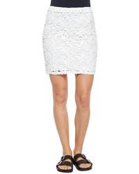 Etoile Isabel Marant Isabel Marant Etoile Delphia Floral Lace Skirt