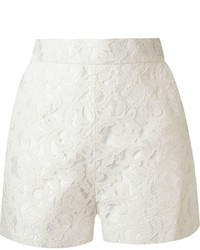 Martha medeiros high waist marescot lace shorts medium 437764
