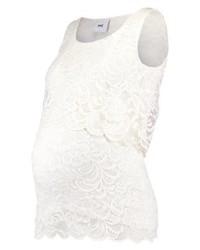 Mlmivane june vest snow white medium 4265816