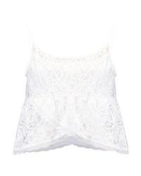 Petal package vest white medium 4256263