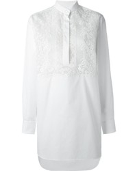 Valentino Lace Panel Tunic