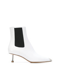 Maison Margiela Nail Heel Ankle Boots