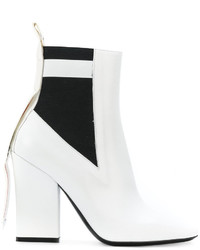 MSGM Slip On Ankle Boots