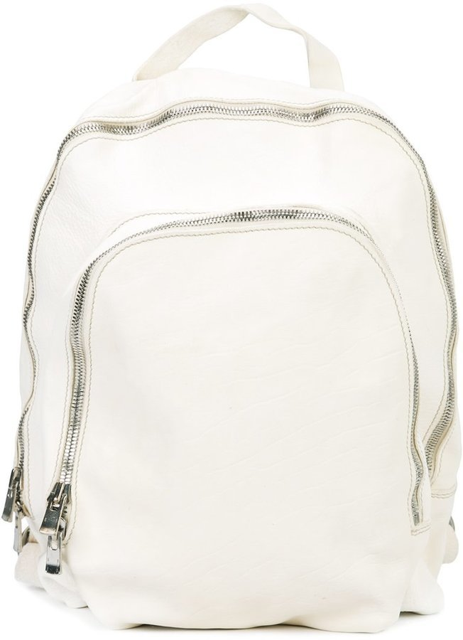 Guidi Double Zip Backpack  97bc824981a83