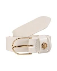 Tommy Hilfiger Belt White