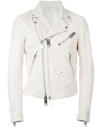 Double zip biker jacket medium 602183