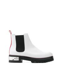 Alexander McQueen Panel Boots