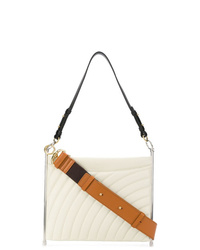 Chloé Quilted Roy Medium Clutch
