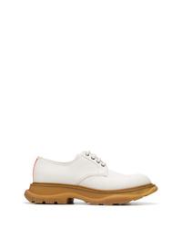 Alexander McQueen Thread Derby Shoes