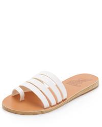 Ancient Greek Sandals Agora Slides