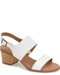 Caslon Carden Block Heel Slingback Sandal