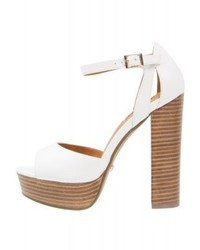 Primadonna Collection High Heeled Sandals Bianco